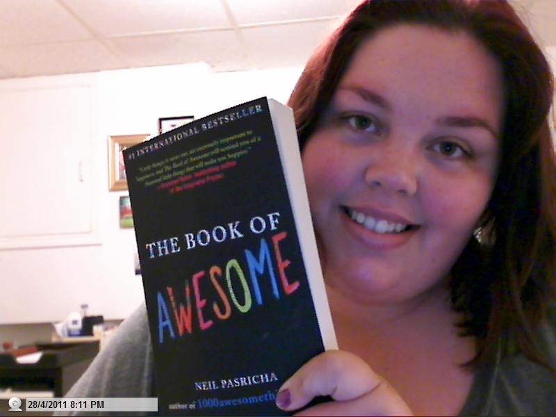 the book ofAWESOME