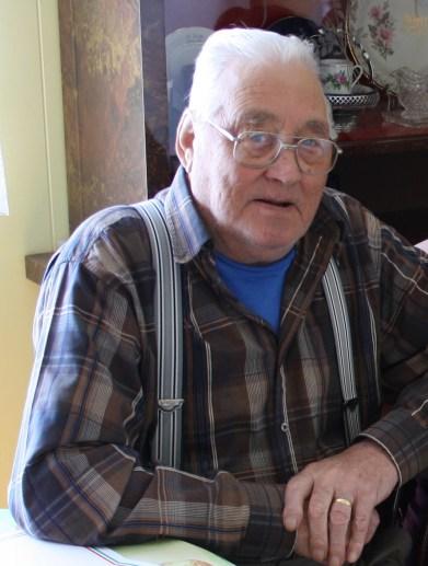 Hubert Poole, wonderful man, even more wonderful grandfather.