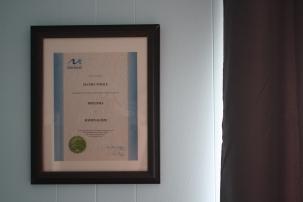 Diploma =)
