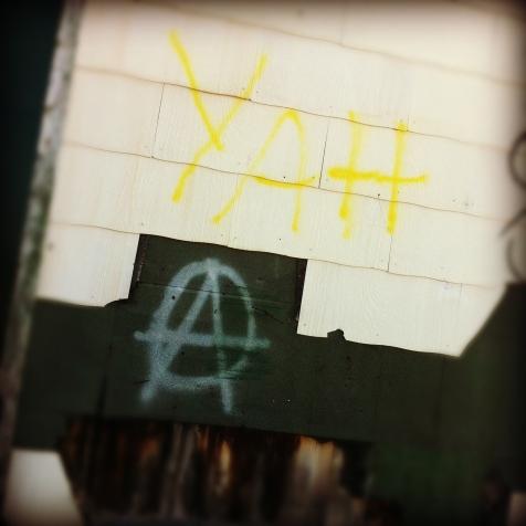 C-side Graffiti