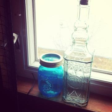 I just really like glass