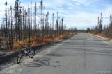 Bike shadows