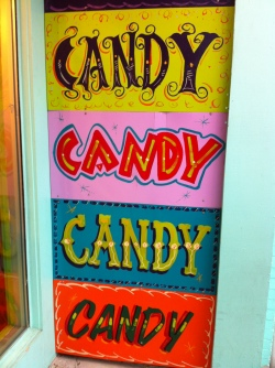 Freak Lunchbox candy shop