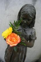 Monument dedicated to school children