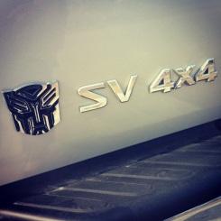 Nissan Prime, my 4x4.