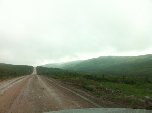 Red Bay road