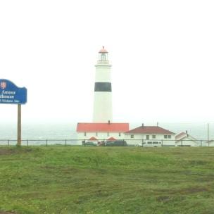 L'Anse Amour Lighthouse