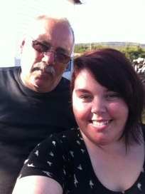 Me and my dad