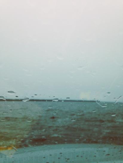 Rain rain..