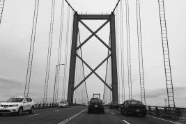 En route to Dartmouth