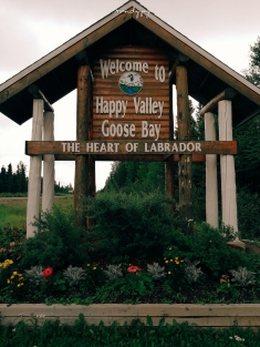 Welcome to Goose Bay