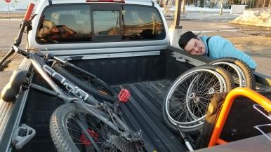 Bike Rollin