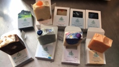 Amazing soaps by Spruced Up Labrador