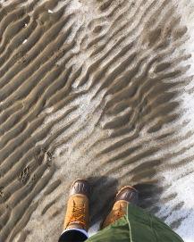 Rambling with Grace, makin' waves