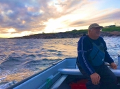 Salmon Fishing at St. Lewis' Inlet