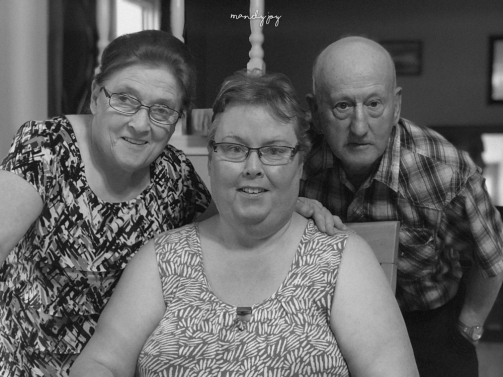 Nan, Mom and Pop