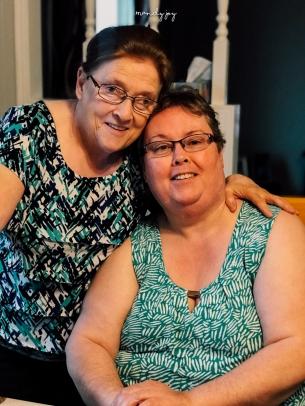 Nan Yetman and Mom