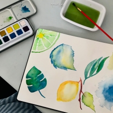 Watercolored 2